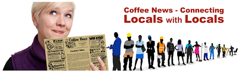 Connecting local businesses to local consumers with the good news!
