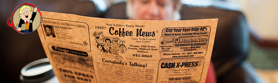 Have you picked up your copy of Coffee News® this week?